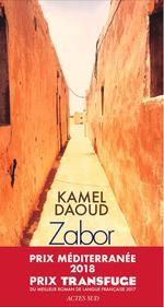 Couverture de Zabor ou les psaumes