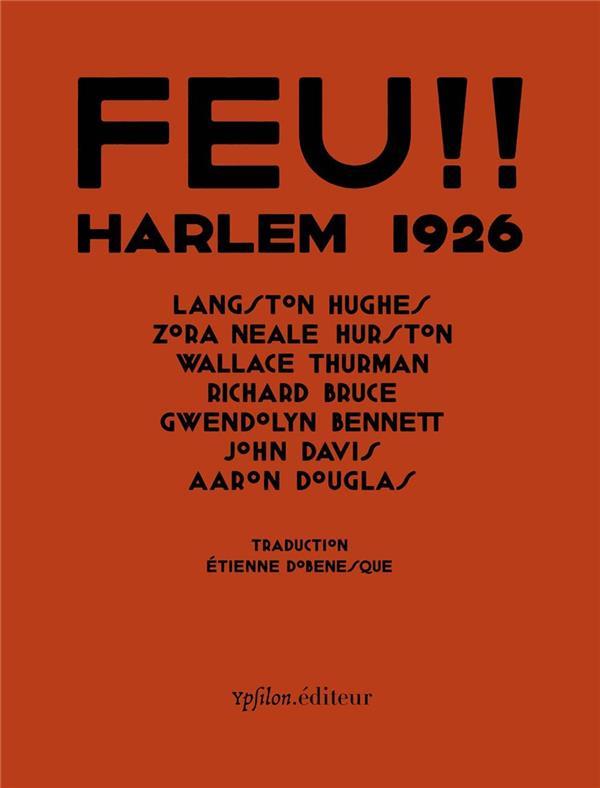 feu!! Harlem 1926