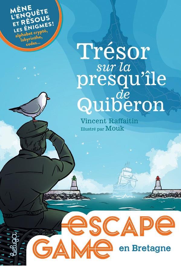 Escape game en Bretagne : trésor sur la presqu'île de Quiberon