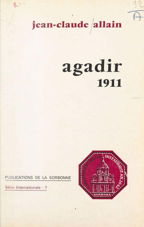 Agadir 1911