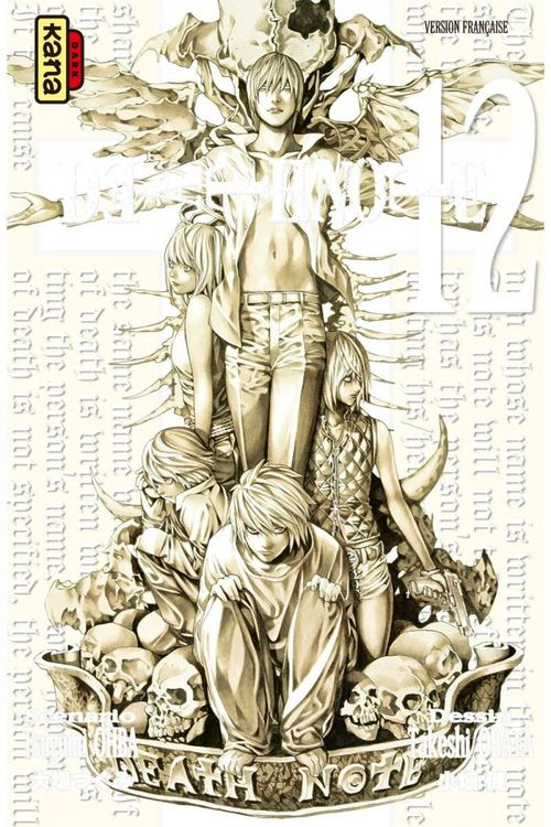 Death note T.12
