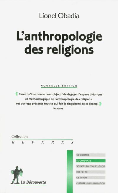 L'anthropologie des religions