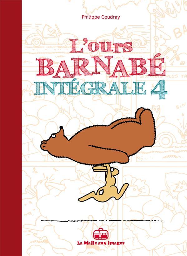 L'ours Barnabé ; INTEGRALE VOL.4
