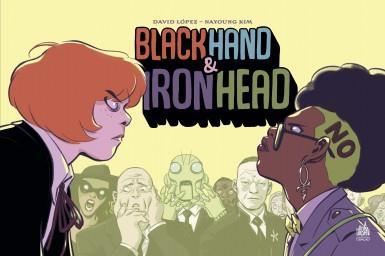 black hand iron head t.1