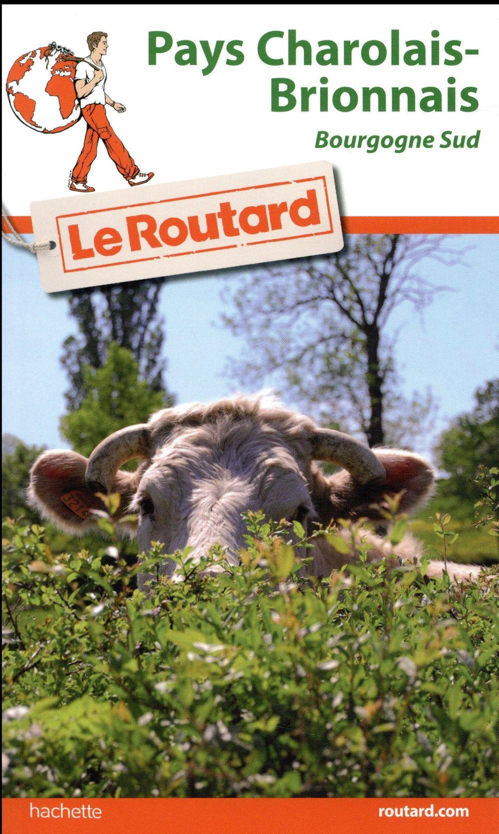 Guide du Routard ; Charolais Brionnais