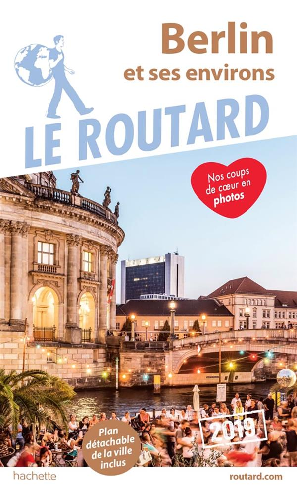 Guide du Routard ; Berlin (édition 2019)