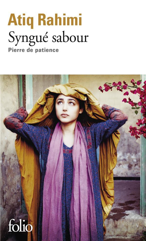 Syngue Sabour ; Pierre De Patience