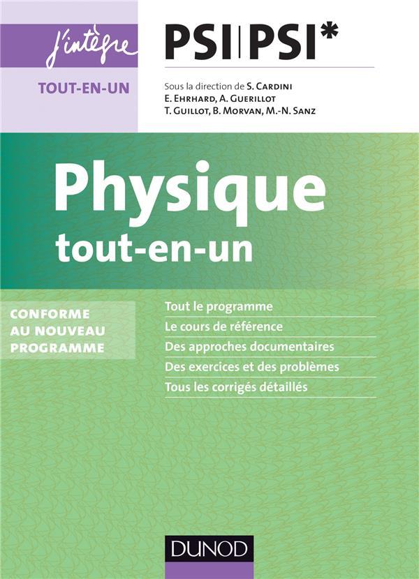 Physique ; Psi/Psi* ; Tout-En-Un