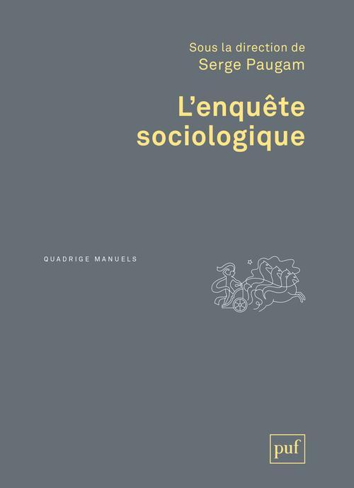 L'enquête sociologique (2e édition)