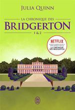 La chronique des Bridgerton ; INTEGRALE T.1 ET T.2