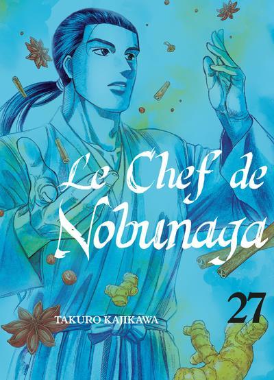Le chef de Nobunaga T.27