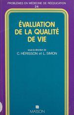 Évaluation de la qualité de vie  - Christian Hérisson - Lucien Simon