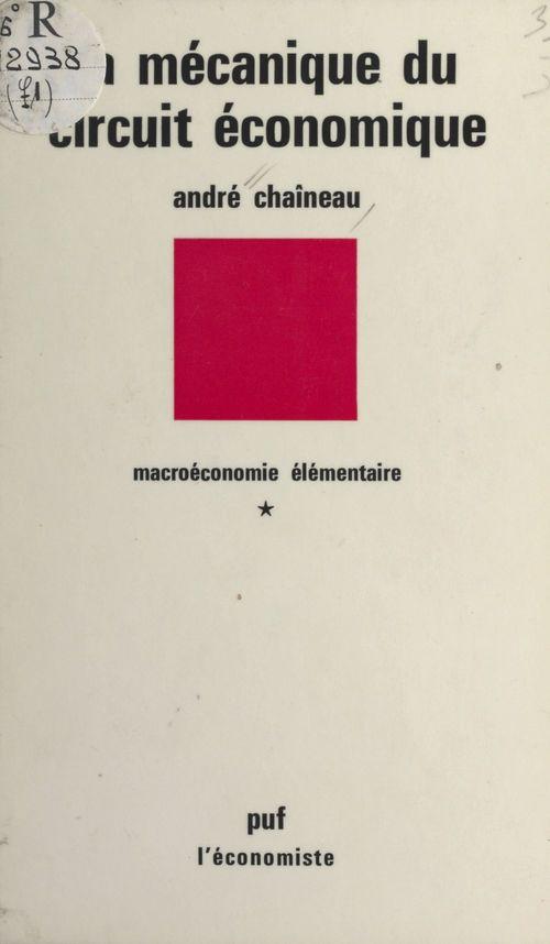 Macroéconomie élémentaire (1)