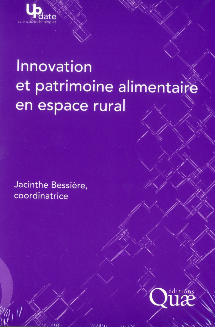 Innovation et patrimoine alimentaire en espace rural