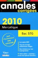 annales corrigées ; annales 2010 bac mercatique série stg t.17