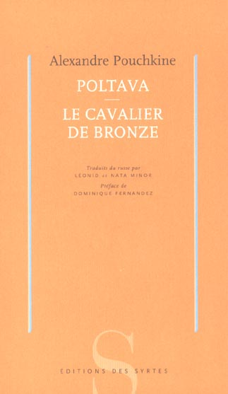 Poltava ; le cavalier de bronze