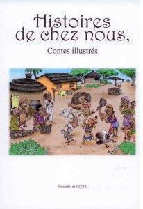 Histoires de chez nous, contes illustres