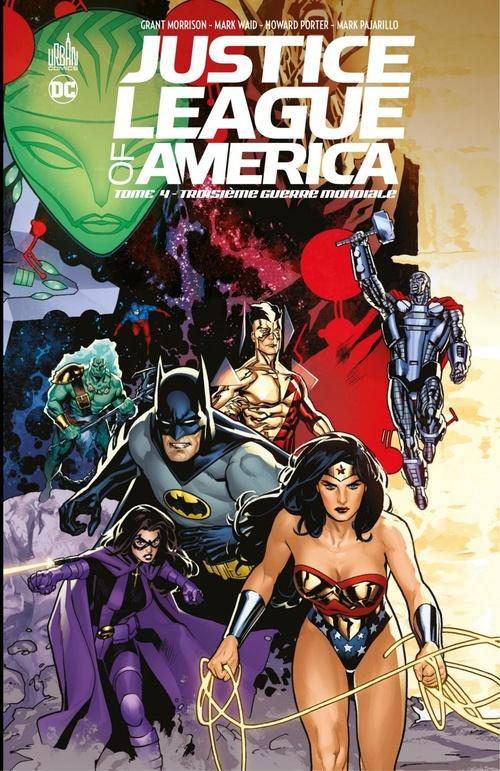Justice League of America T.4 ; troisième guerre mondiale