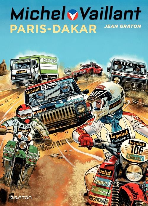 Michel Vaillant - tome 41 - Paris-Dakar
