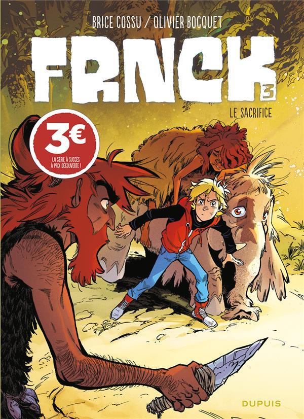 FRNCK - TOME 3 - LE SACRIFICE (PRIX REDUIT)