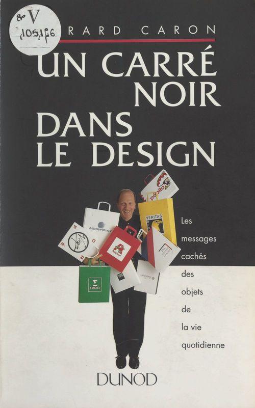 Un carré noir dans le design