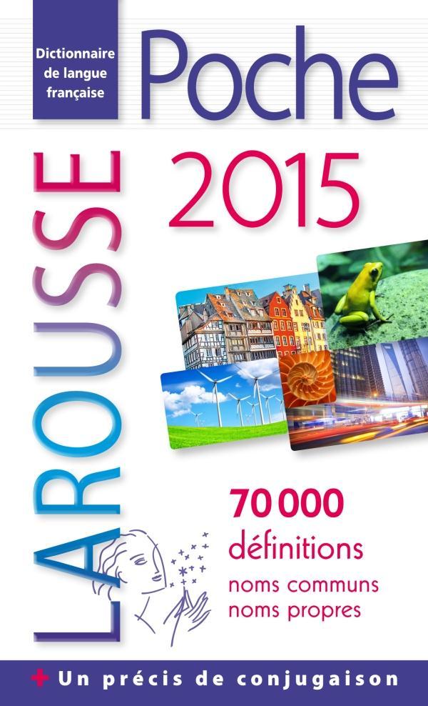 Larousse de poche (édition 2015)