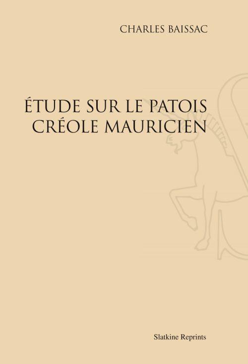 étude sur le patois créole mauricien