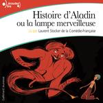 Vente AudioBook : Histoire d'Aladin ou la lampe merveilleuse  - Anonymes