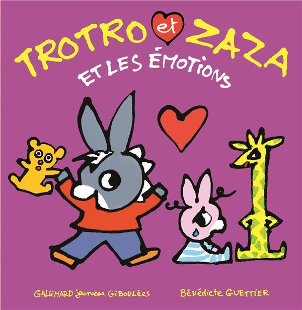 Trotro Et Zaza Et Les Emotions