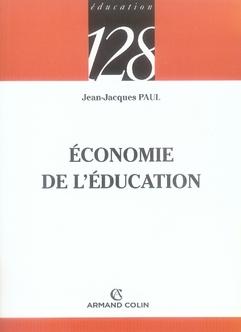 Economie De L'Education