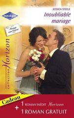 Vente EBooks : Inoubliable mariage - Associés pour la vie (Harlequin Horizon)  - Leigh Michaels - Jessica Steele