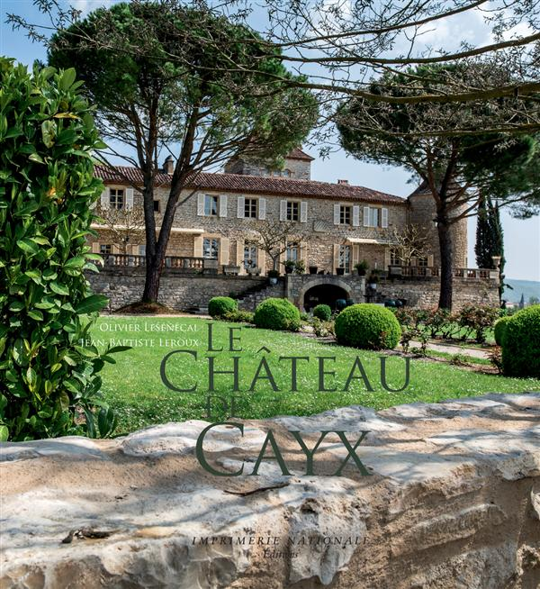 Le château de Cayx