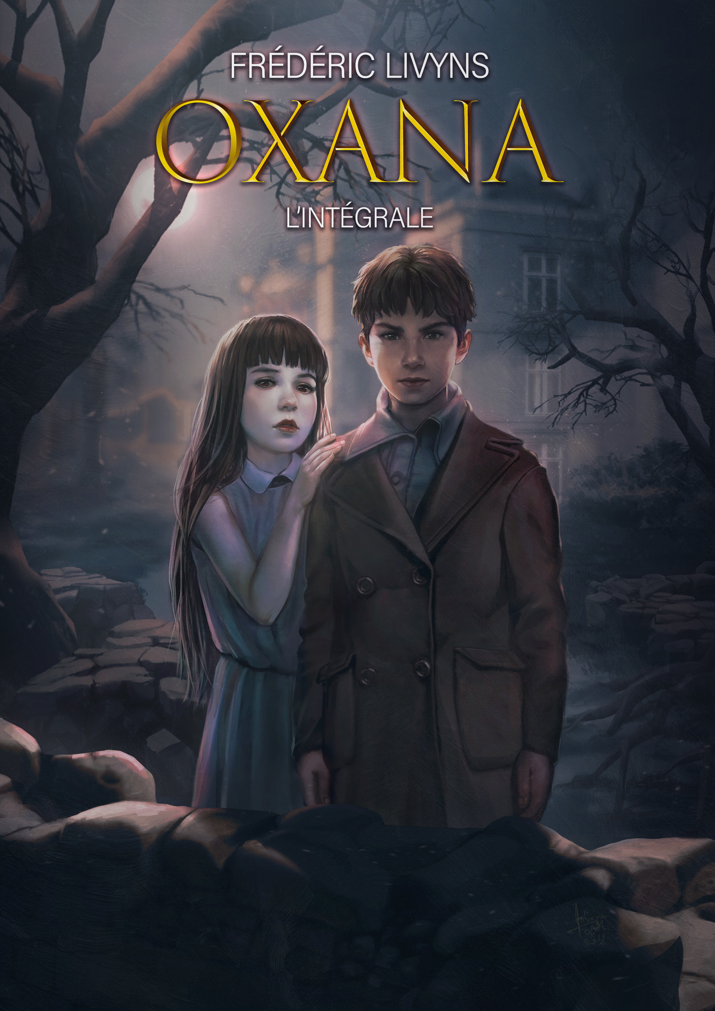 Oxana, l'integrale