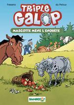 Vente Livre Numérique : Triple Galop Bamboo Poche T01  - Christine Frasseto - Benoît du Peloux