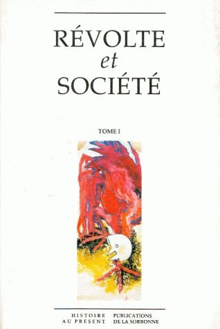 Révolte et société. t.1