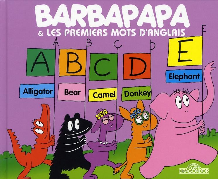 Barbapapa Et Les Premiers Mots Anglais