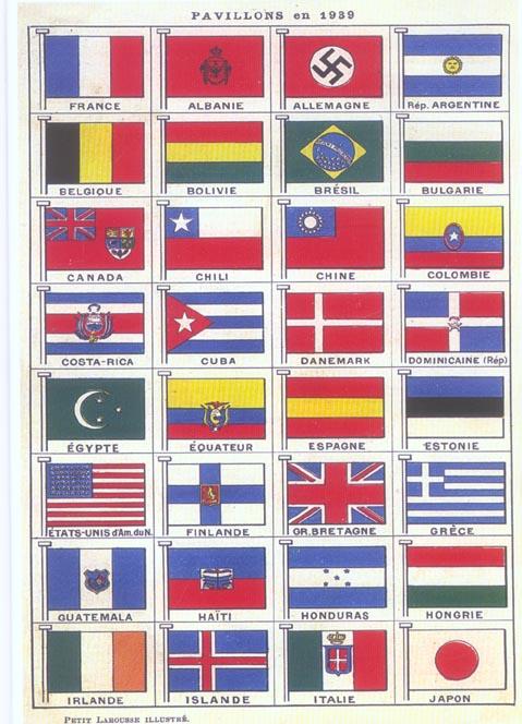 Projet drapeau base sous-marine