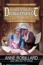 Vente Livre Numérique : La malédiction des Dragensblöt 04 : Esther et Isabel  - Anne Robillard