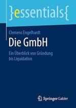 Die GmbH  - Clemens Engelhardt