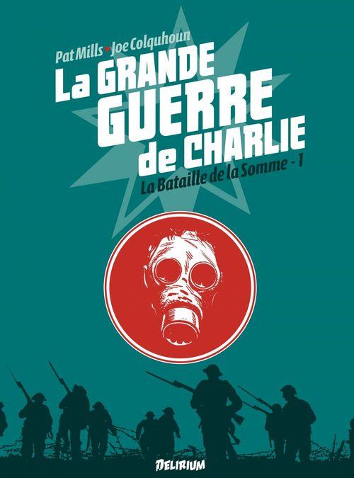 la grande guerre de Charlie t.1