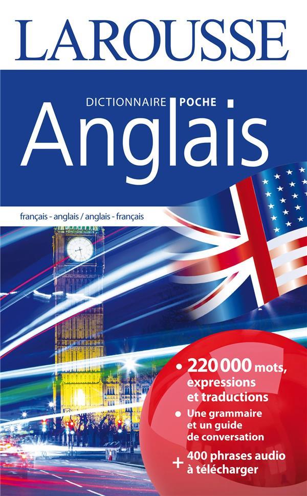 Larousse de poche ; anglais ; français-anglais / anglais-français