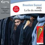 Vente AudioBook : 2084. La fin du monde  - Boualem Sansal