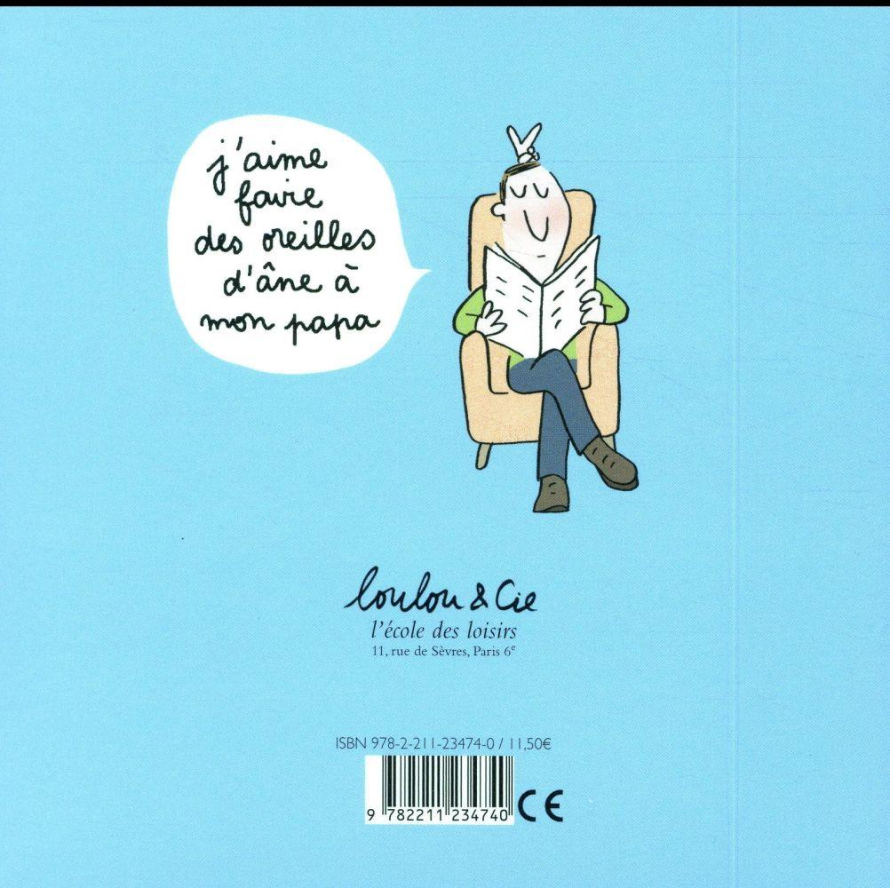 Le livre des j'aime