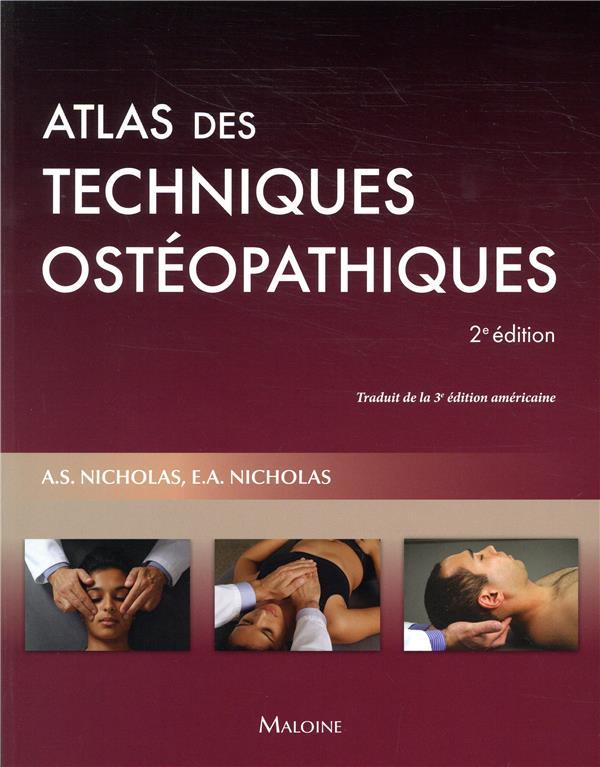 Atlas des techniques osteopathiques, 2e ed.