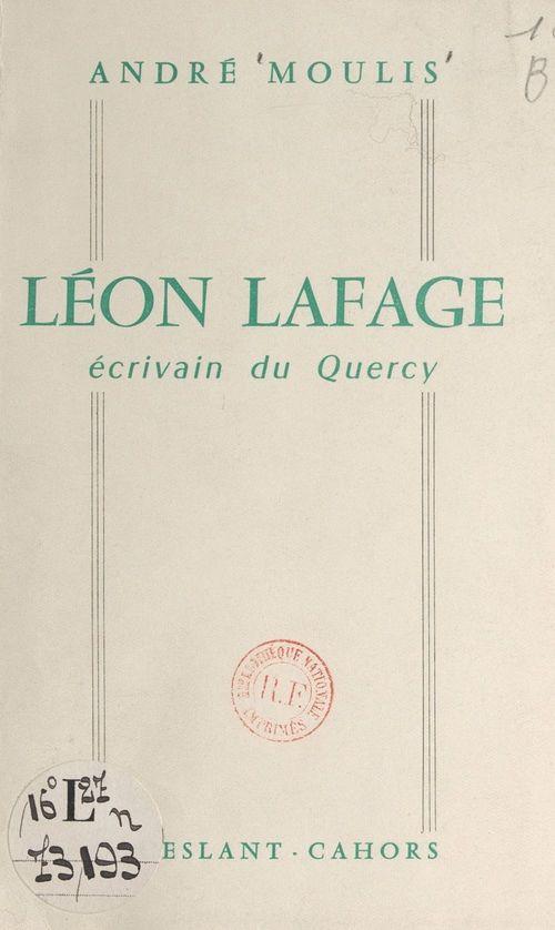 Léon Lafage
