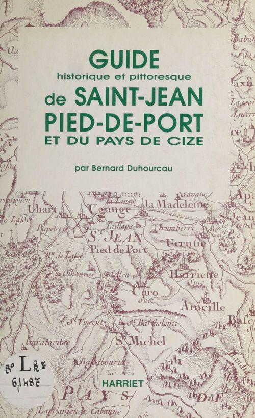 Guide de Saint-Jean-Pied-de-Port et du pays de Cize