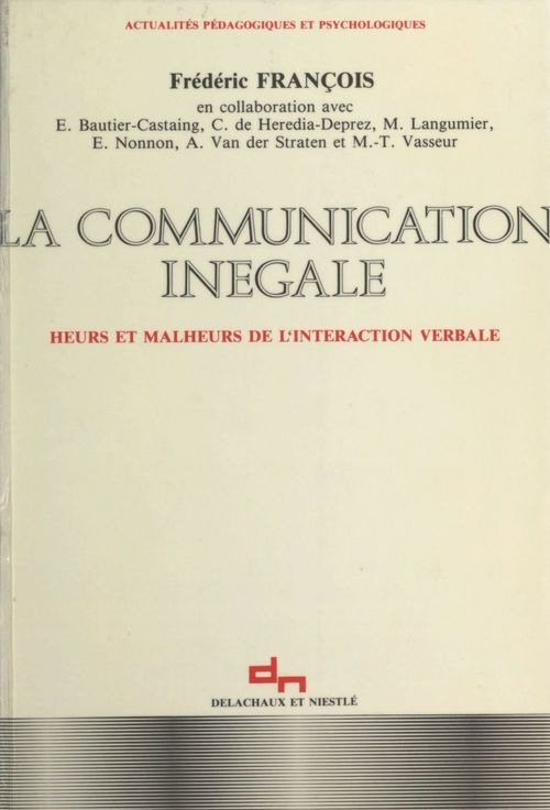 Communication inegale