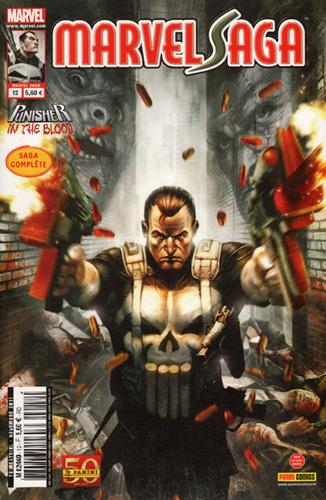 Marvel Saga 12 : Punisher