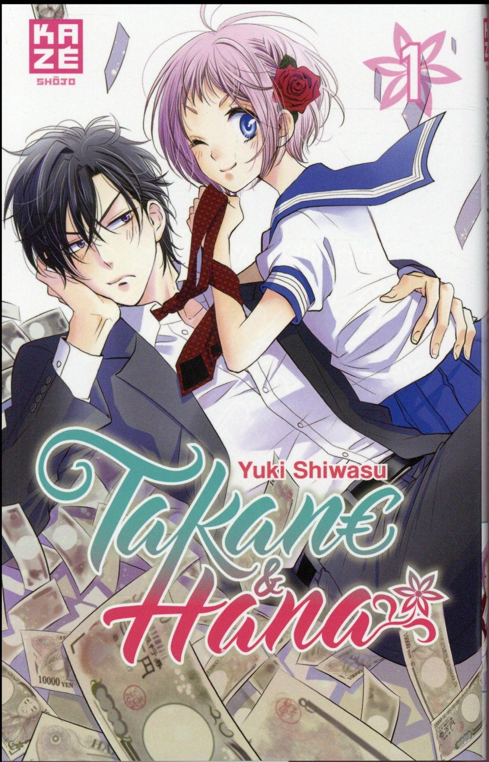 Takane et Hana t.1