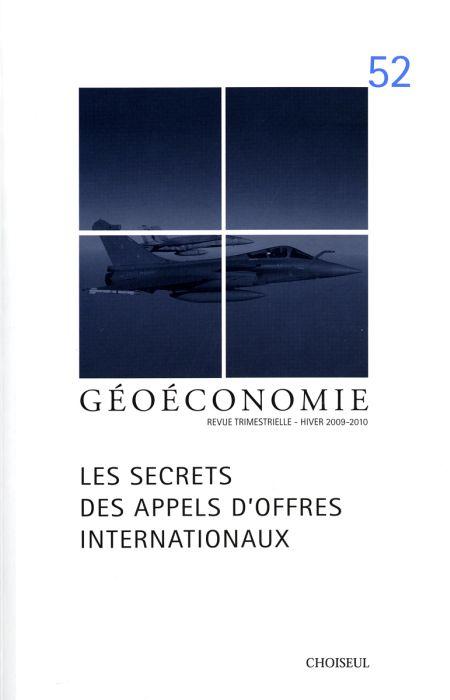 Geoeconomie n52